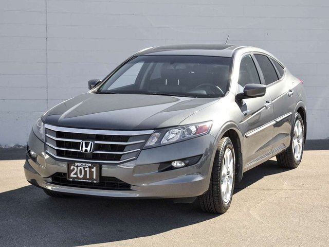 2011 HONDA ACCORD Crosstour EX-L 4WD in Kelowna, British Columbia