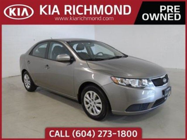 2012 KIA FORTE LX+ in Richmond, British Columbia
