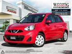 2015 Nissan Micra - in Winnipeg, Manitoba