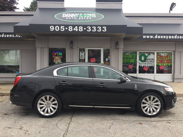 2011 LINCOLN MKS           in Mississauga, Ontario