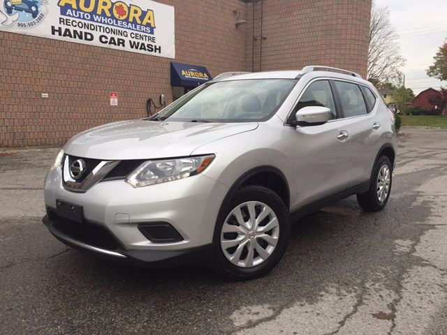 2014 NISSAN ROGUE S - AWD - BACK UP CAMERA - BLUETOOTH in Aurora, Ontario