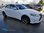 2014 Lexus IS 250 F SPORT AWD  No Accident Local Bluetooth AUX Le in Port Moody, British Columbia