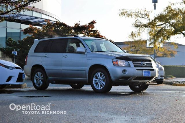 2006 TOYOTA HIGHLANDER Limited in Richmond, British Columbia