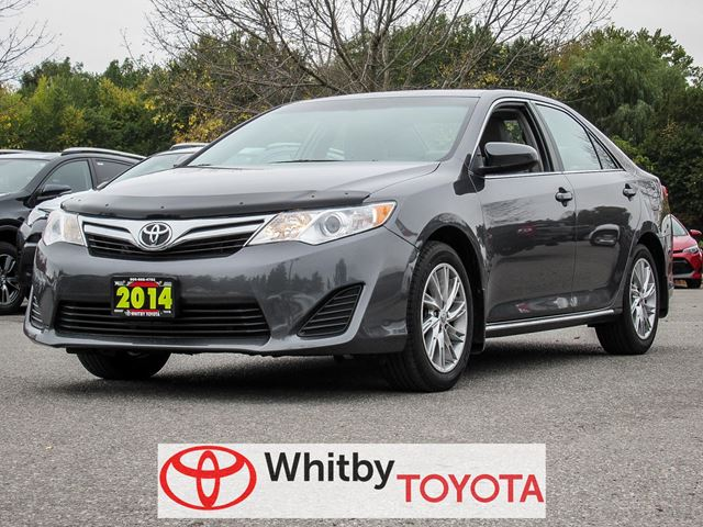 2014 TOYOTA CAMRY LE in Whitby, Ontario