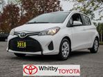 2015 Toyota Yaris LE in Whitby, Ontario