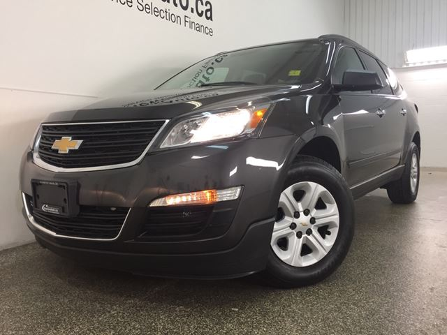 2017 chevrolet traverse ls awd 3 6l hitch bluetooth my link belleville ontario car for. Black Bedroom Furniture Sets. Home Design Ideas