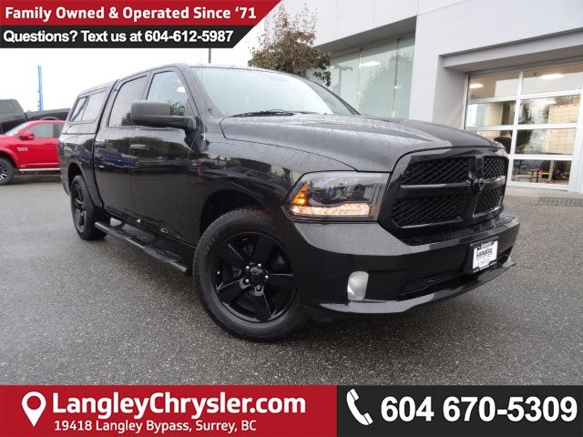 2015 DODGE RAM 1500           in Surrey, British Columbia