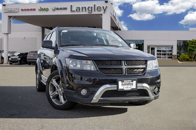 2017 DODGE JOURNEY Crossroad in Surrey, British Columbia