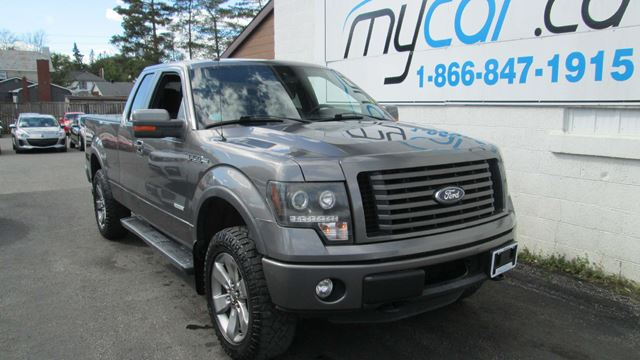 2011 FORD F-150 FX4 in North Bay, Ontario