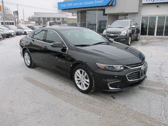 2017 CHEVROLET MALIBU 1LT in North Bay, Ontario
