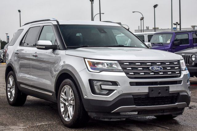 2016 ford explorer limited 4x4 sunroof nav 7seater. Black Bedroom Furniture Sets. Home Design Ideas