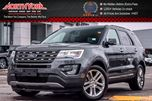 2017 Ford Explorer Limited 4X4 Sunroof Nav. 7Seater Leather ParallelPrkAsst. 20Alloys in Thornhill, Ontario