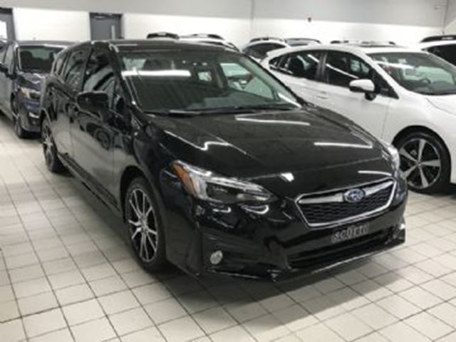 2017 SUBARU IMPREZA Sport w/ Excess Wear & Tear, AWD in Mississauga, Ontario