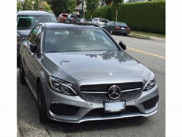 2016 MERCEDES-BENZ C-CLASS 4dr Sdn C 450 AMG 4MATIC in Mississauga, Ontario