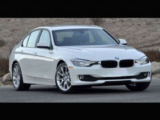 2014 BMW 3 Series 320i xDrive in Mississauga, Ontario