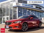 2015 Mazda MAZDA6 GT, LEATHER SEATS, SUNROOF, TECH PKG in Mississauga, Ontario