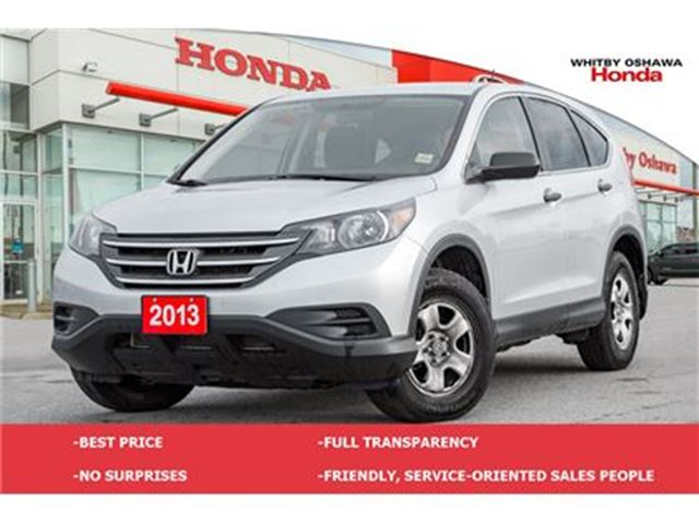 2013 HONDA CR-V LX (A5) in Whitby, Ontario