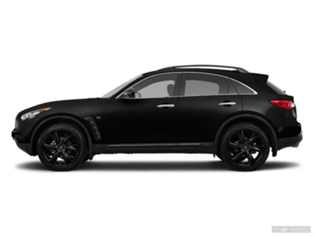 2017 INFINITI QX70 Sport Package! Heated/Cooled Seats, 21 Rims! in Mississauga, Ontario