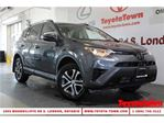 2017 Toyota RAV4 AWD LE HEATED SEATS BACKUP CAMERA SAFETY SENSE P in London, Ontario
