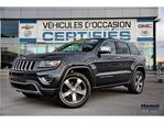 2016 Jeep Grand Cherokee 4X4 CUIR/TOIT OUVRANT/JANTES 20''/NAVI/GARANTIE in Montreal, Quebec