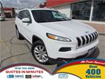 2015 Jeep Cherokee 4WD in London, Ontario