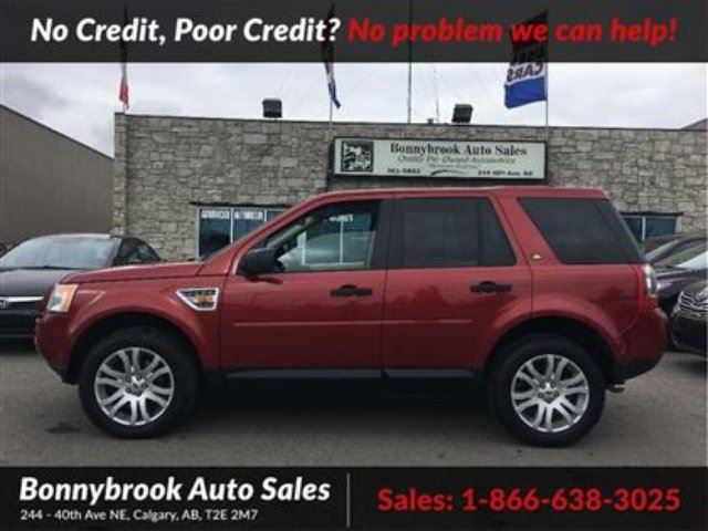2008 LAND ROVER LR2 SE car starter awd leather heated seats in Calgary, Alberta