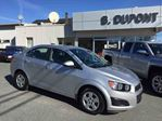 2016 Chevrolet Sonic LS Auto in Lac-Etchemin, Quebec