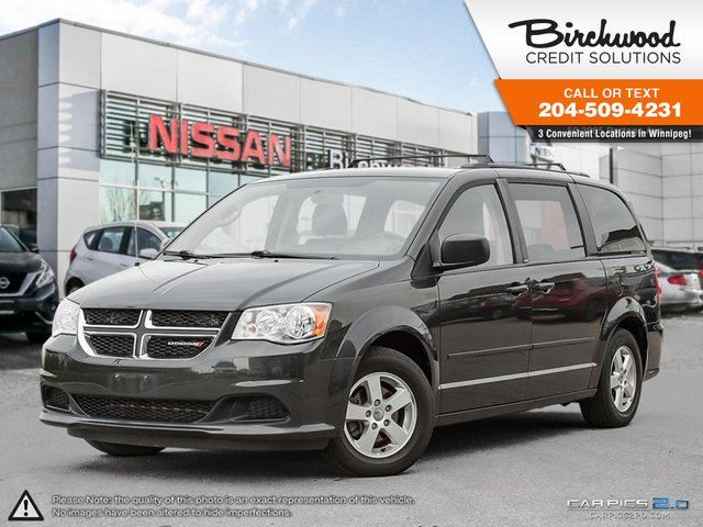 2012 DODGE GRAND CARAVAN SE SEATING FOR THE WHOLE FAMILY! in Winnipeg, Manitoba