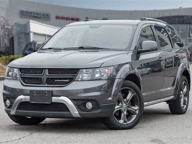 2014 DODGE JOURNEY Crossroad in Mississauga, Ontario