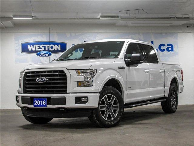 2015 FORD F-150 XLT in Toronto, Ontario