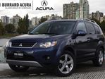 2008 Mitsubishi Outlander XLS 4WD Sportronic at in Vancouver, British Columbia