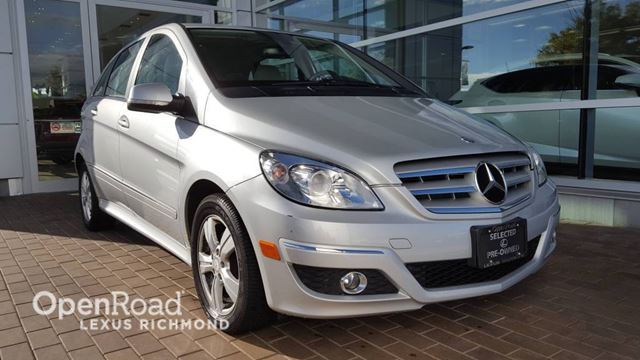2010 MERCEDES-BENZ B-CLASS B 200 in Richmond, British Columbia