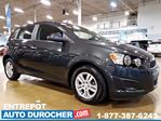2014 Chevrolet Sonic LT AUTOMATIQUE - AIR CLIMATISn++ - SIn++GES CHAUFFA in Laval, Quebec