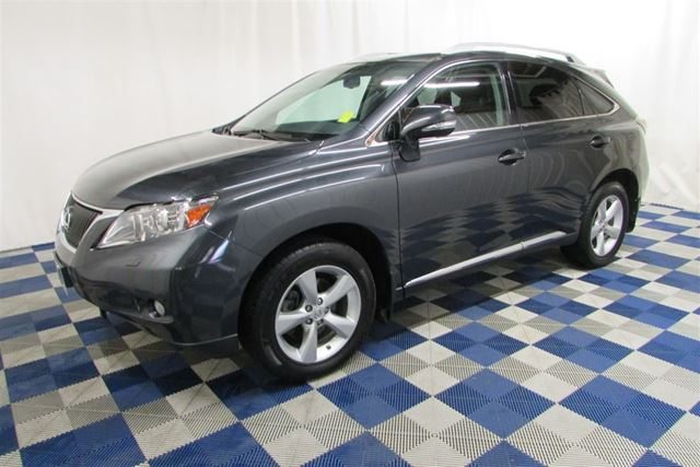2011 LEXUS RX 350 AWD/ACCIDENT FREE/LEATHER/SUNROOF in Winnipeg, Manitoba