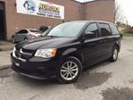 2013 Dodge Grand Caravan SXT - FULL STOW N'GO - DVD - BACK UP CAM in Aurora, Ontario