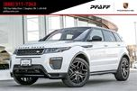 2016 Land Rover Range Rover Evoque HSE DYNAMIC in Woodbridge, Ontario