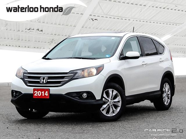 2014 HONDA CR-V EX-L Back Up Camera, AWD, Heated Leather Seats and more! in Waterloo, Ontario