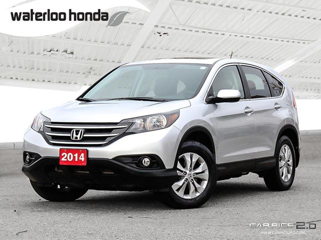 2014 HONDA CR-V EX Back Up Camera, AWD, Heated Seats and more! in Waterloo, Ontario