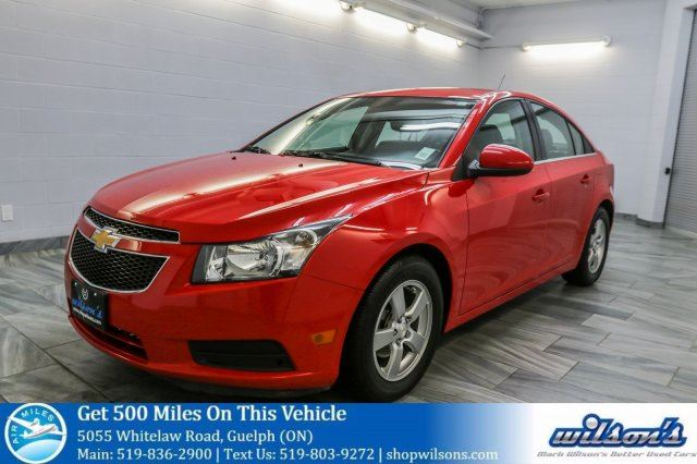 2014 chevrolet cruze lt leather rear camera heated seats remote start touch screen pwr seat. Black Bedroom Furniture Sets. Home Design Ideas