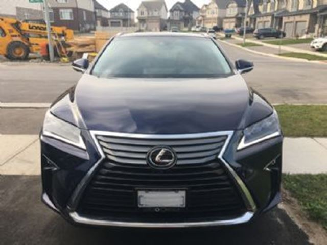 2017 lexus rx 350 awd 4dr executive package black for 1143 in mississauga. Black Bedroom Furniture Sets. Home Design Ideas