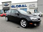 2012 Volkswagen Golf 2.5L 2-Door SPORTLINE 5 SPD. in Ottawa, Ontario
