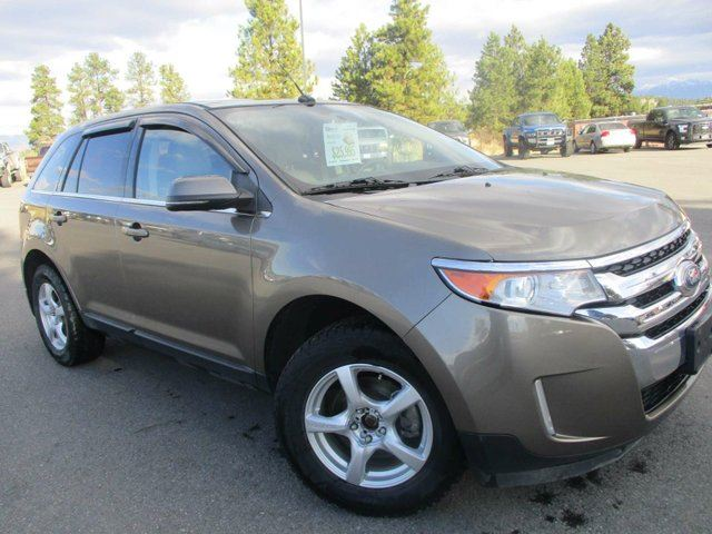 2012 FORD EDGE Limited in Cranbrook, British Columbia
