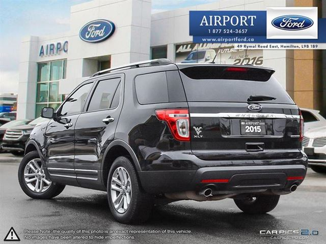 2015 ford explorer xlt fwd with only 84 241 kms hamilton ontario car for sale 2903841. Black Bedroom Furniture Sets. Home Design Ideas