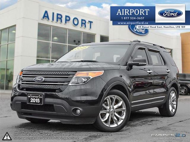 2015 FORD EXPLORER 4WD 4dr Limited in Hamilton, Ontario