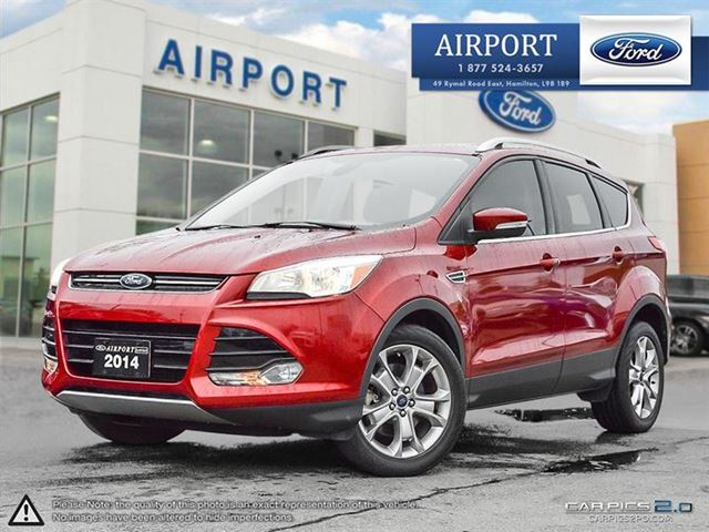 2014 FORD ESCAPE 4WD 4dr Titanium in Hamilton, Ontario