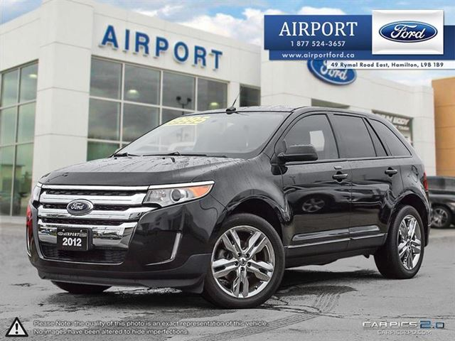 2012 FORD Edge 4dr SEL FWD in Hamilton, Ontario