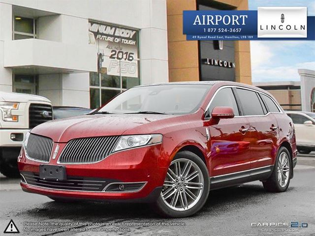 2013 LINCOLN MKT 4dr Wgn AWD EcoBoost in Hamilton, Ontario