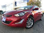 2016 Hyundai Elantra SPORT  ALLOYS  ROOF  CAM  NO ACCIDENT in Oakville, Ontario