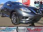 2017 Nissan Murano AWD  3.5L  V6  Bluetooth  Cruise Control in Summerside, Prince Edward Island