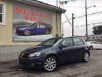 2012 Volkswagen Golf 2.5 - HIGHLINE - AUTOMATIC - LEATHER - SUNROOF! in Ottawa, Ontario